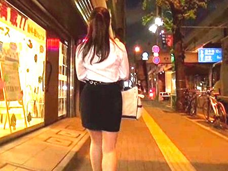 帰り道の夜にOLお姉さんが連れ去られ強姦される!スパンキングで真っ赤になったデカ尻敏感マ◯コをイカされ続け泣き叫ぶ!