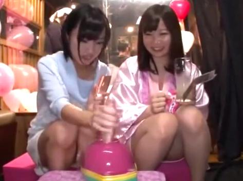 「何これ♡」お酒で酔った勢いで激かわギャルJDが大人のおもちゃ体験!恥ずかしいけど興味津々な素人娘とSEX《素人ナンパ》